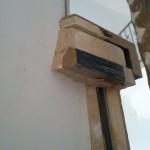 Escalera roble negro calízo Valencia 18