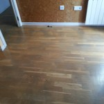 Restauración parquet tablilla roble ALICIA 12