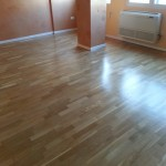 Restauración parquet tablilla roble ALICIA 25