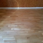 Restauración parquet tablilla roble ALICIA 35