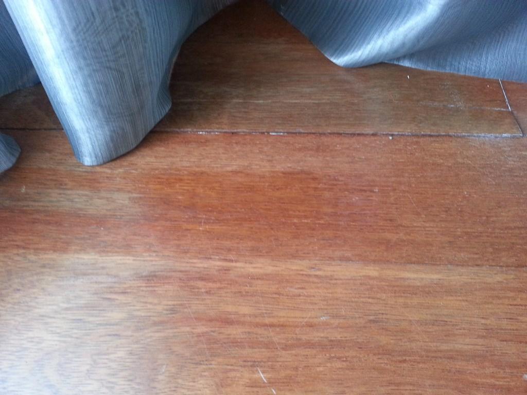 Reparar tarima flotante abombada renovaci n de nuestra - Como reparar piso de parquet rayado ...